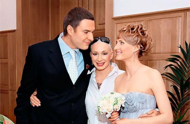 Свадьба сына Татьяны Васильевой