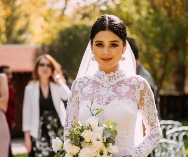 Свадьба Ширин Музаффаровой