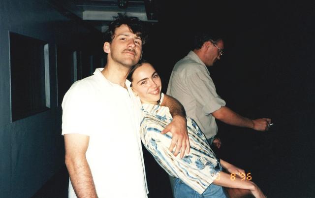 Екатерина и Игорь Рыбаковы