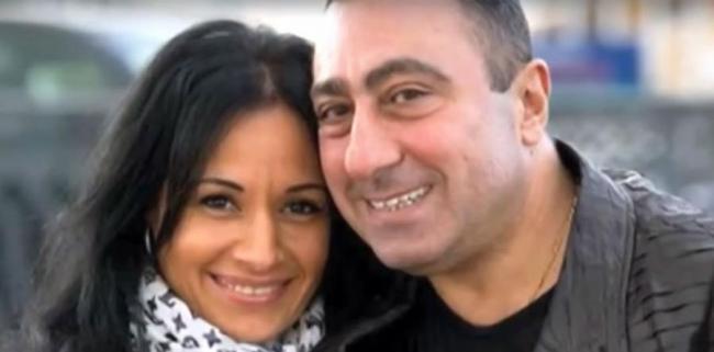 Карен Аванесян с женой