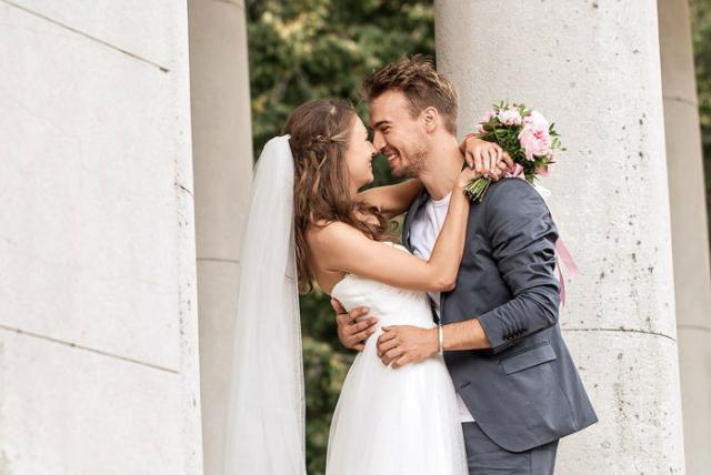 Свадьба Петра Романова