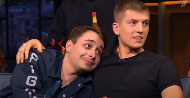 Детков и Щербаков