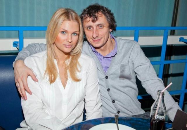Жена Вадима Галыгина Ольга