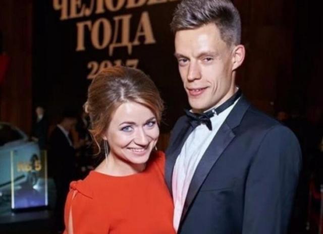 Юрий и Ольга Дудь