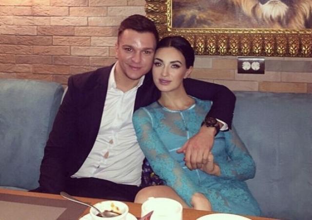 Антон Гусев и Женя Феофилактова