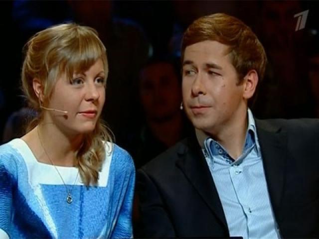 Елена Потанина и Илья Новиков