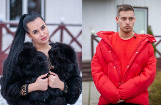 Илья Подобрей и Саша Узерцова