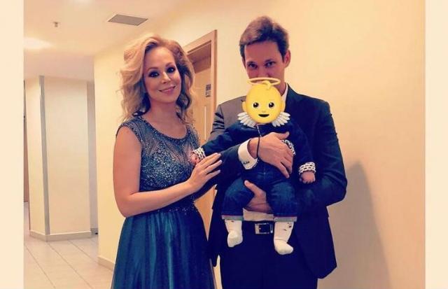 Семья Ирины Медведевой