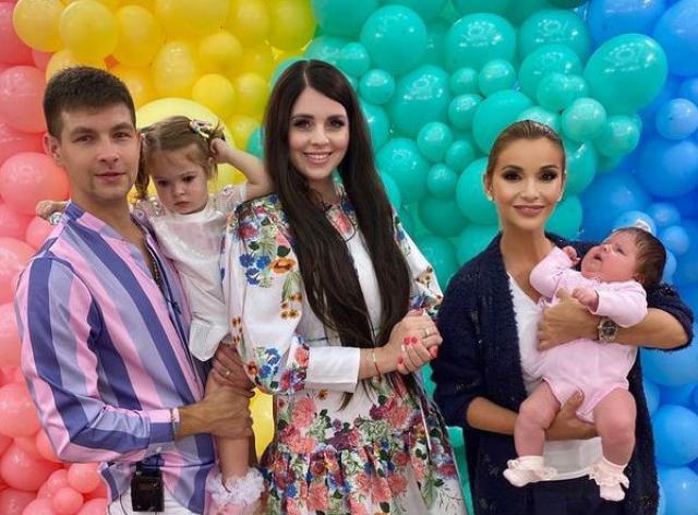 Семья Дмитренко