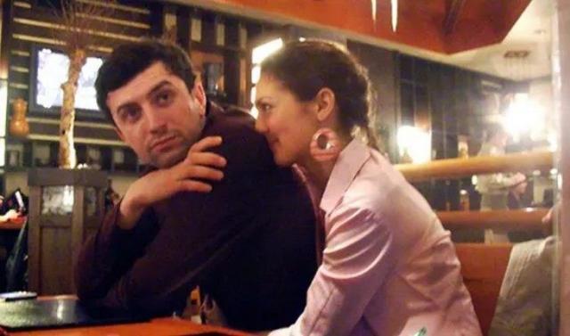 Жена Тимура Каргинова