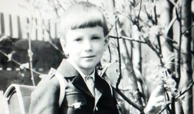 Детское фото Вячеслава Мясникова
