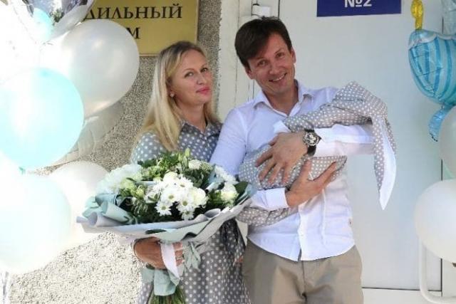 Семья Вячеслава Мясникова
