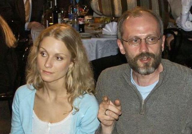 Катя и Александр Гордон
