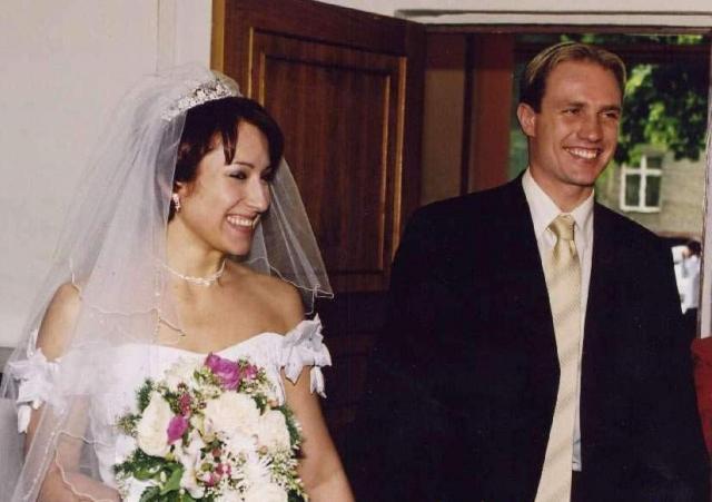 Свадьба Романа Костомарова с Юлией Лаутовой