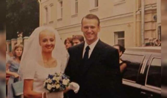 Свадьба Навальных