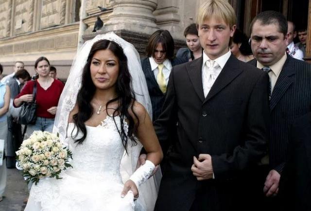 Свадьба Марии Ермак и Евгения Плющенко