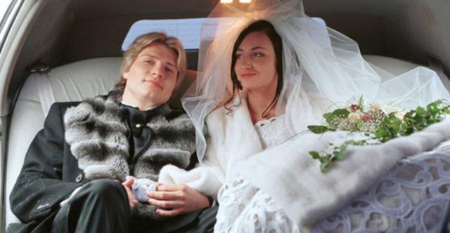 Свадьба Баскова