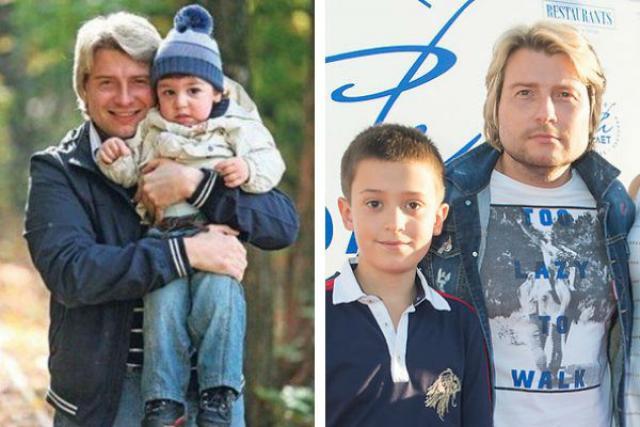 Сын Баскова