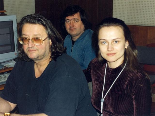 Ольга Фартышева и Градский