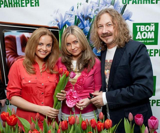 Семья Игоря Николаева