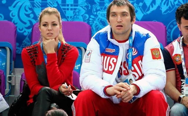 Овечкин и Кириленко