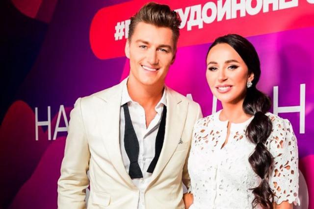 Алексей Воробьев с женой Натальей