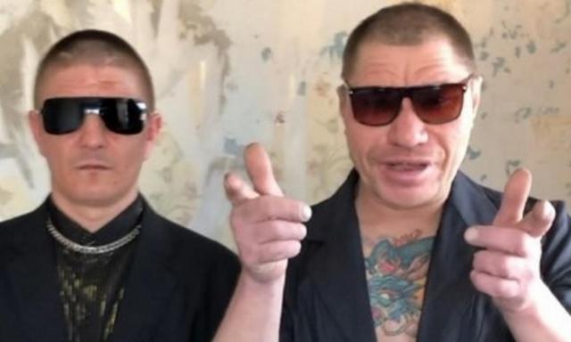 Безумный Паша и Монгол