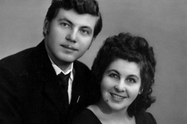 Ярослав Евдокимов с матерью