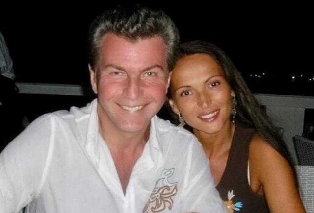 Ярослав Евдокимов с женой
