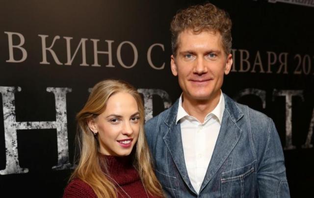 Надежда Сысоева и Илья Бачурин