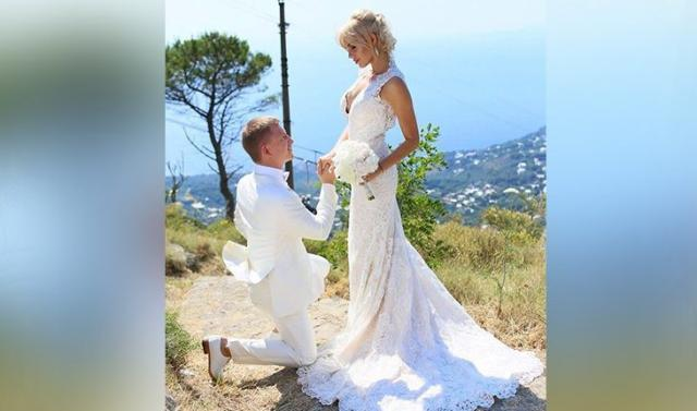 Свадьба Пашу и Ханны