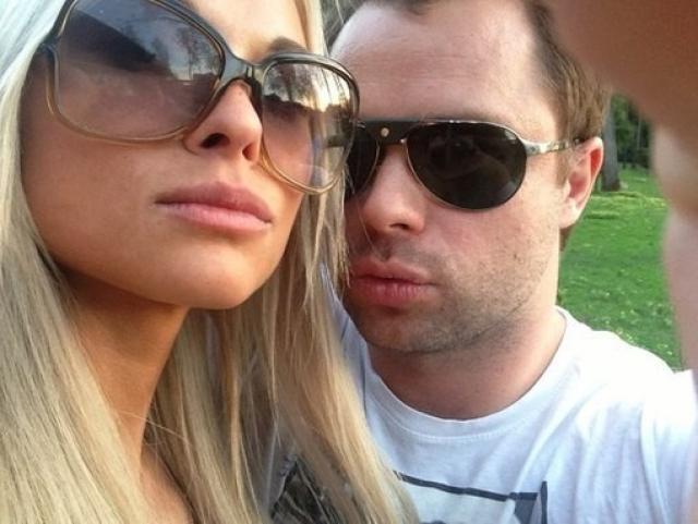 Виталий Гогунский с Анной