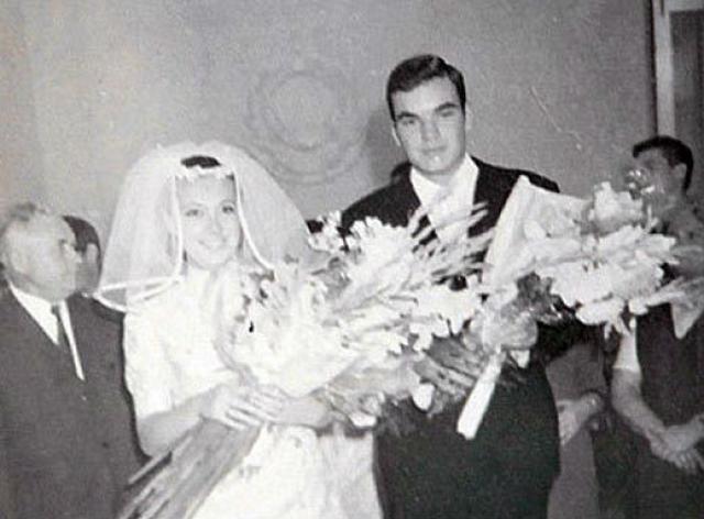 Брак Владимира Молчанова и Консуэло Сегура