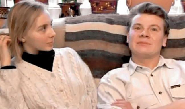 Валентина Елина и Владислав Галкин