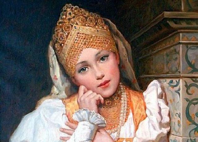 Мария Долгорукова