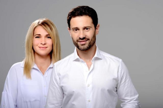 Супруги Макарские