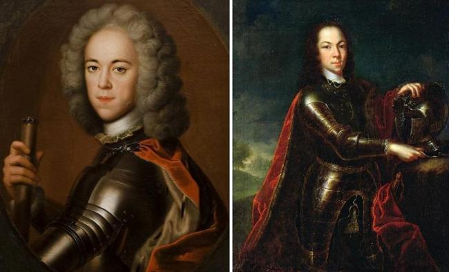Наследный принц Алексей Петрович Романов