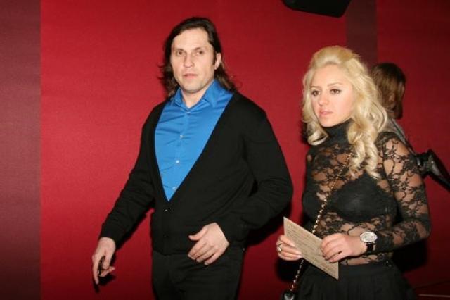 Ревва с женой