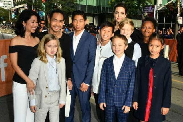 Семья Джоли