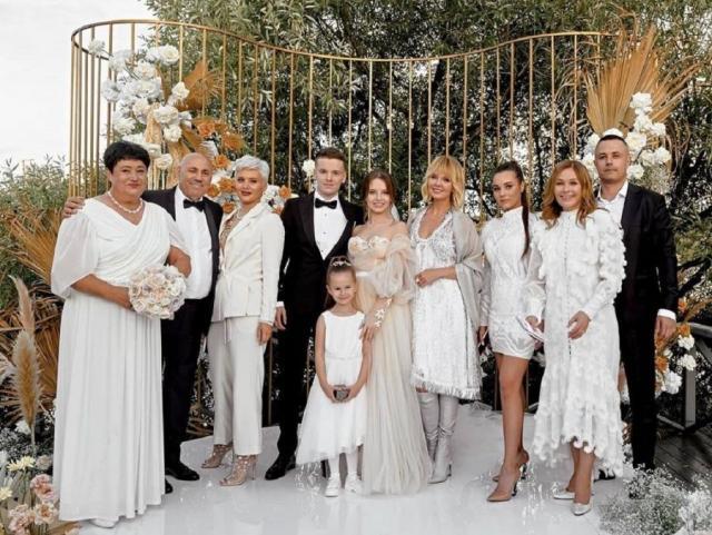 Свадебное фото Шульгиных