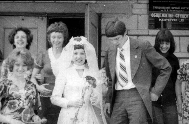 Свадьба Александра Новикова