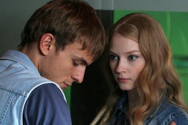 Александр Лымарев и Светлана Ходченкова