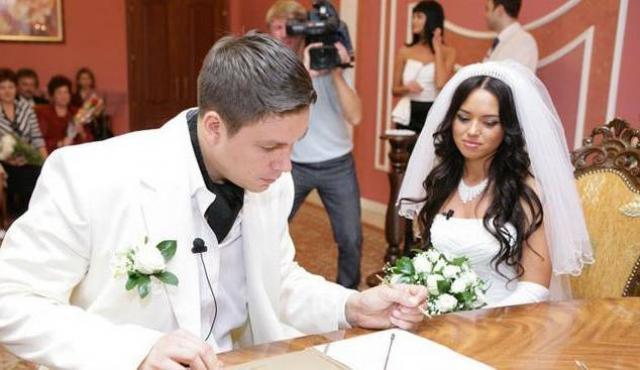 Андрей Чуев свадьба