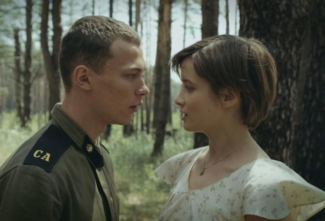 Юрий Борисов в кинофильме «Мотыльки»