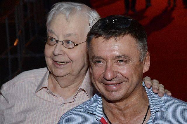 Сын Олега Табакова Антон