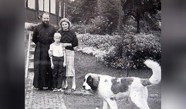 Фото предполагаемой гражданской жены патриарха Кирилла и их сына