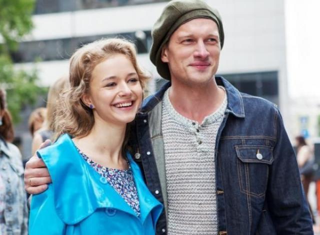 Петр Рыков и Анна Константиновская