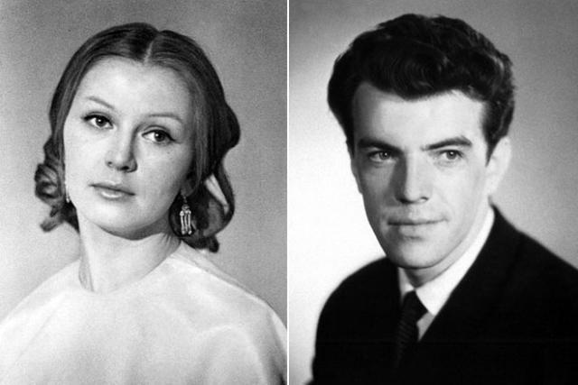 Первый супруг Валентины Титовой