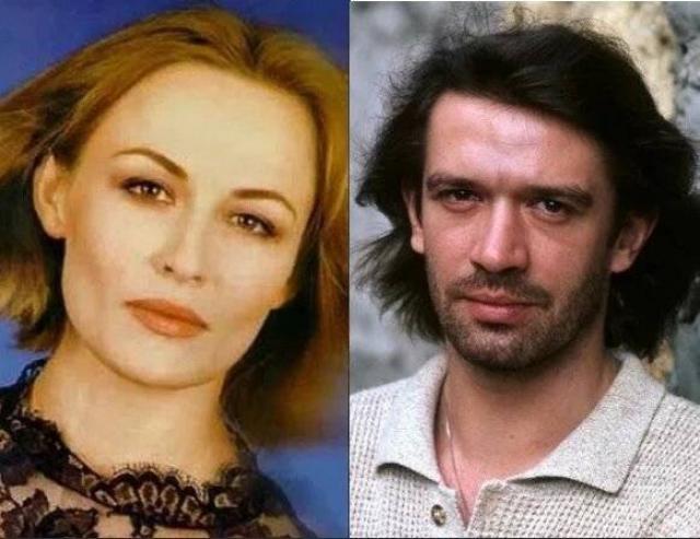 Владимир Машков и Елена Шевченко