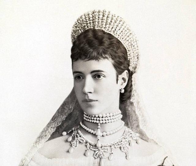 Жена Александра III – Мария Федоровна
